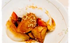 根菜の酢煮