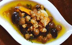 スペインの前菜☆オリーブアロマティア