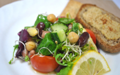 栄養満点☆豆サラダ