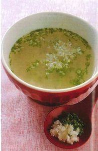 大麦スープ