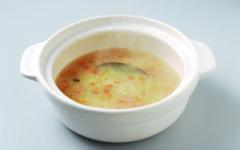 秋のミレットスープ